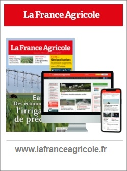 Couverture du magasine La France Agricole
