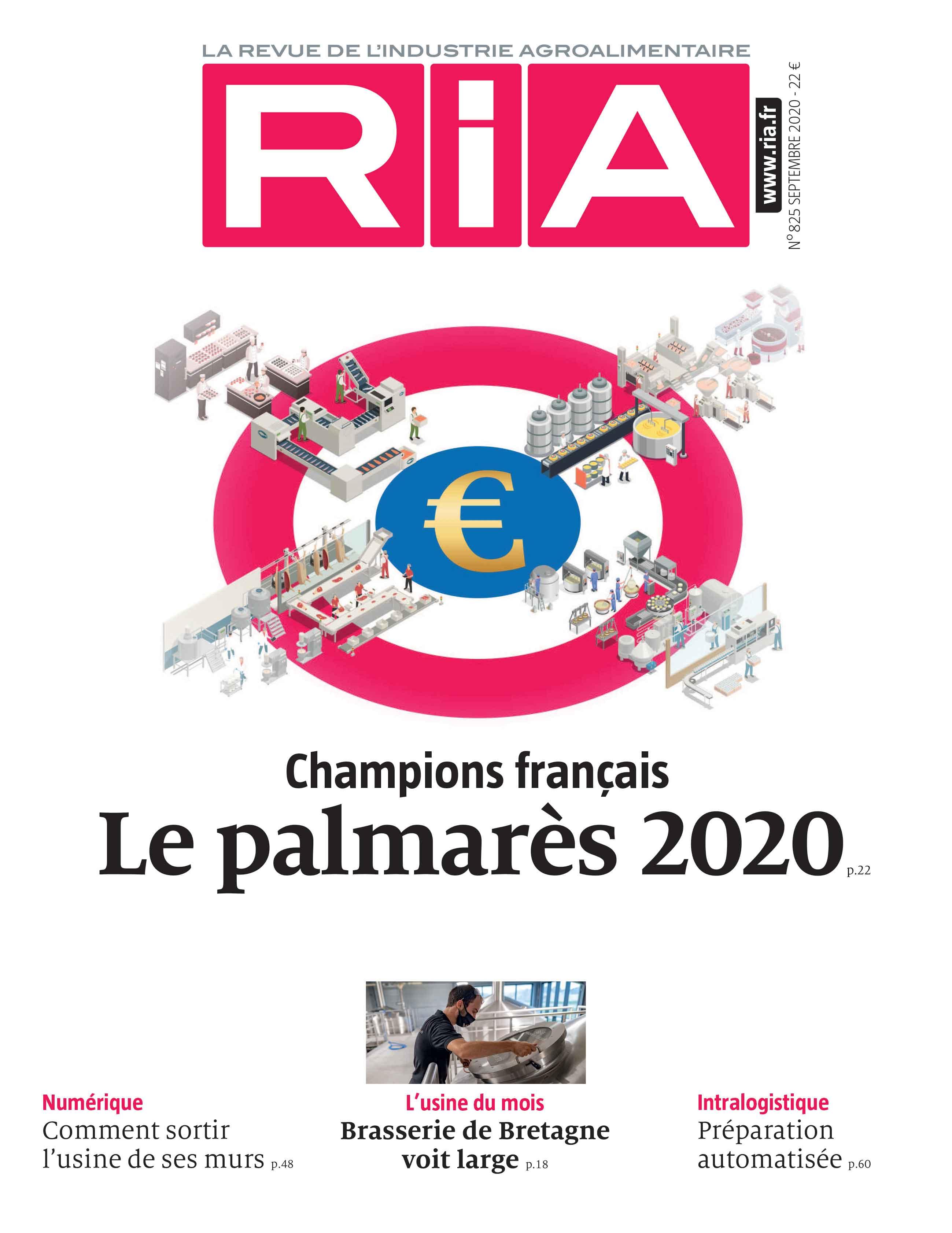Publication FA - RIA